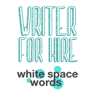 White Space Words