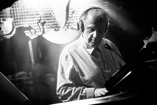 Giorgio Moroder Red Bull Select Sound Series